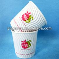 4oz espresso paper cups custom coffee paper cups insulated paper cups
