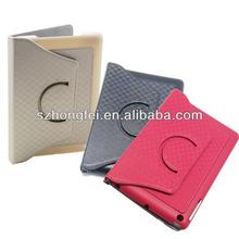 belt clip case for ipad mini leather case for ipad mini