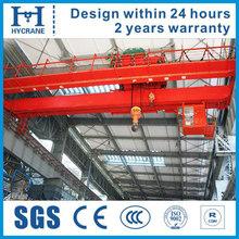 Steel mill double girde overhead crane 50 ton for sale