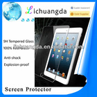Round Angle Tempered Glass Screen Protector for Ipad mini