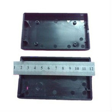 The electrical distribution box plastic mold design and production to develop mold