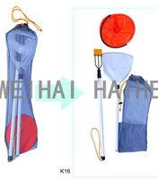 landing net,hand spear,bucket set,prong