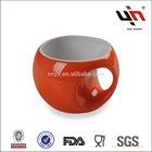 Plain White Ceramic Mugs And Cups