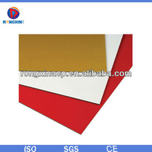 PVDF coated high quality aluminum composite panel
