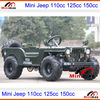 Zhejiang New Mini Jeep Willys 50km/h for kids 4 gears with reverse for kids or adult