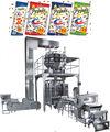 Automático de alimentos congelados máquinas de embalagem( vegetais congelados, salada, mix de frutas, frutosdomar)