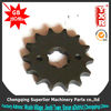good performance chain wheels sprockets,professional custom sprocket and pinion,forging motorcycle parts importer
