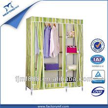25mm Stable bedroom cupboards design with sliding door