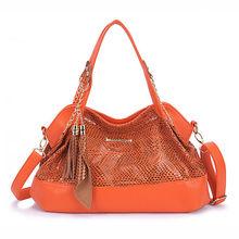 2015 fashion genuine leather bag Ladies