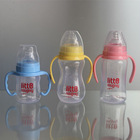 180ML wide neck pp baby feeding bottle manufacturer