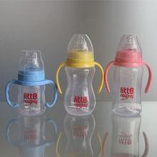 180ML wide neck pp baby feeding bottle