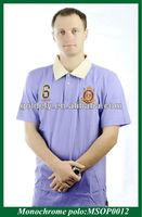 chinese manufacturer plain 200gsm polo shirt maker for men