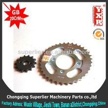 new zealand suzuki sprocket kit,CG 150 KS transmission parts,Boxer CT ansi chain sprocket