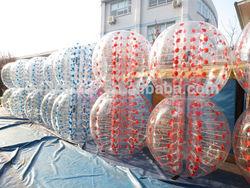 loopyball/bubble soccer