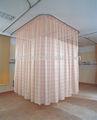 Red antiflaming cortina para casa/hotel