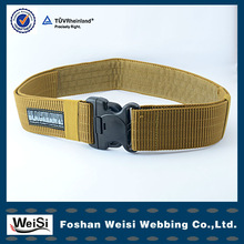 high quality custom velcro belts for men
