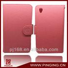 hot sale PU bulk cell phone cover case for sony xperia z1 L39H case