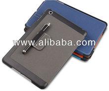 high quality leather case for new iPad mini iPad air