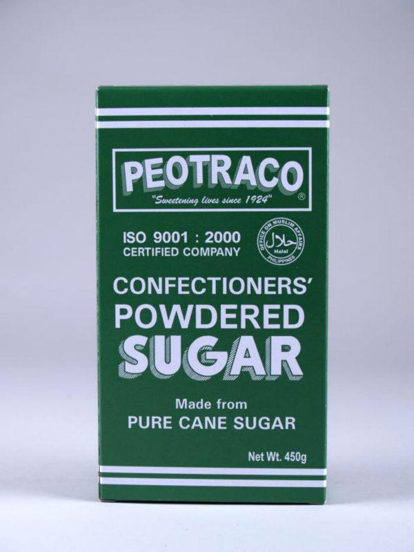 confectioners vs powdered sugar