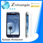 2.5D tempered glass screen protector for s3