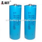 High capacity A 3.6V 3600mAh lithium battery ER17505