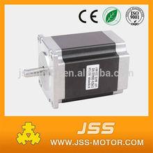 3aixs/4axis Nema23 270oz-in,2.8A,4-leads CNC,engraving ,mill machine stepper motor