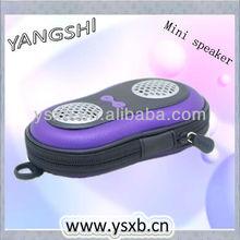 OEM Fashion Portable Cigrette case speaker