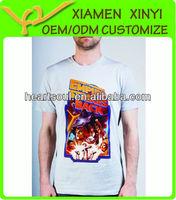 Custom Mens Cotton Free Sample Tshirts