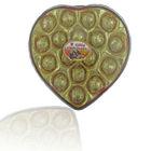 CHOCOLATE GILLIA HEART SHAPE 150g
