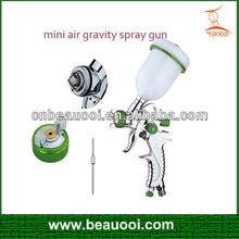 Air Spray Gun, mini air gravity spray gun ,HVLP ,air compressor spray gun