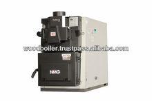 Firewood boiler LUXURY 651