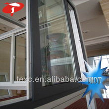 colored upvc profile for sliding window