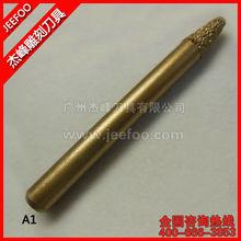 A1-20angle 6*3*12mm taş oymacılığı bit 3d derin yardım/cnc araçları bit/elmas oyma bit cam/tuğla/anıt
