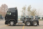 HOWO Tractor truck/Tractor Head/Trailer Head 6x4(6X2,4X2 Available)