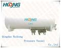 Horizontal de alta calidad tanque de gnl, 5 cbm, 0.8 mpa