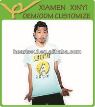 High Quality Fashion Popular Mens t-shirt manufacture