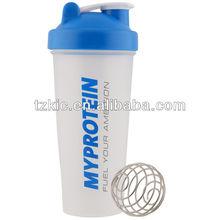 Blender Bottle Protein Shaker with BlenderBall Portable Mixer