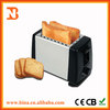 BN-T1002 Hot sale sandwich Toaster/2 Slice Grilled Electric Bread Toaster 700W