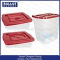 Jyl-bb004 en plastique boîtier de vote, boîte de tirage, boîte de rangement en plastique fournisseur chinois