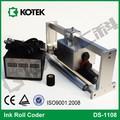 hot rolo de tinta de impressora de codificação