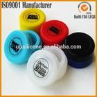 custom logo marijuana storage container bho silicone customized bho oil container