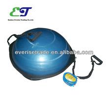 Nouveau design bosu ball/moitié balance ball/bosu balance trainer