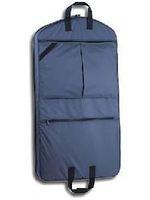 nonwoven hanger dress cover bag with zipper