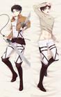 New Attack on Titan Shingeki no Kyojin Anime DAKIMAKURA Hugging Body Pillow Case4 Wholesale Dropship