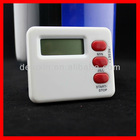 White color 3 digits led countdown timer