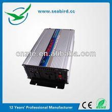 pure sine wave DC to AC heat pump water heater with inverter 12v to 110v/22v 24v to 110v/220v