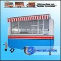 2015 móvel novo fast food cozinha móvel trailer