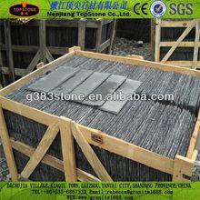 professional manufacture slate pillar cladding