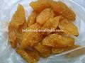 De haute qualité moitiés de poires séchées, les différentes variétés