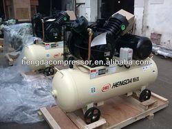 46CFM 145PSI 15HP Hengda high pressure tire sealant with air compressor
